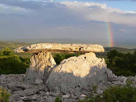 dolmen-above-minerve
