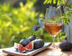 FIgs and wine