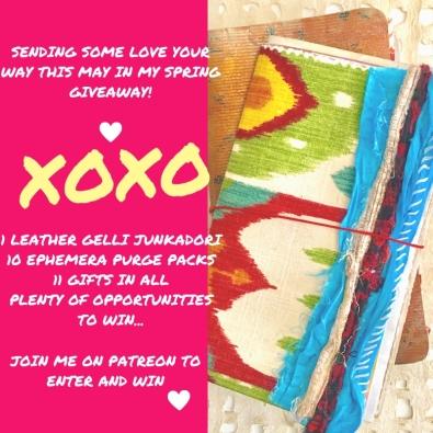 xoxo may giveaway