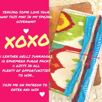 xoxo may giveaway